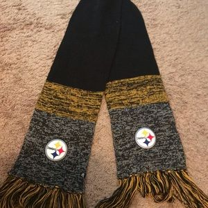 Other - Pittsburgh Steelers Scarf